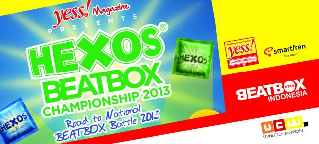 Hexos Beatbox Championship 2013 - Road To National Beatbox Battle 2013
