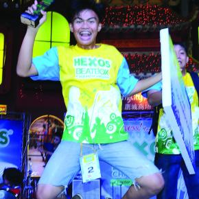 HEKMATYAR : The Champion Hexos Beatbox Championship 2013 – Chapter Tangerang
