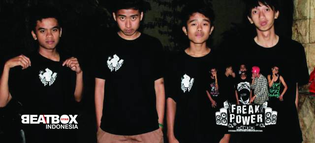 Freak Power Beatbox Squad - Bukittinggi, Sumatera Barat